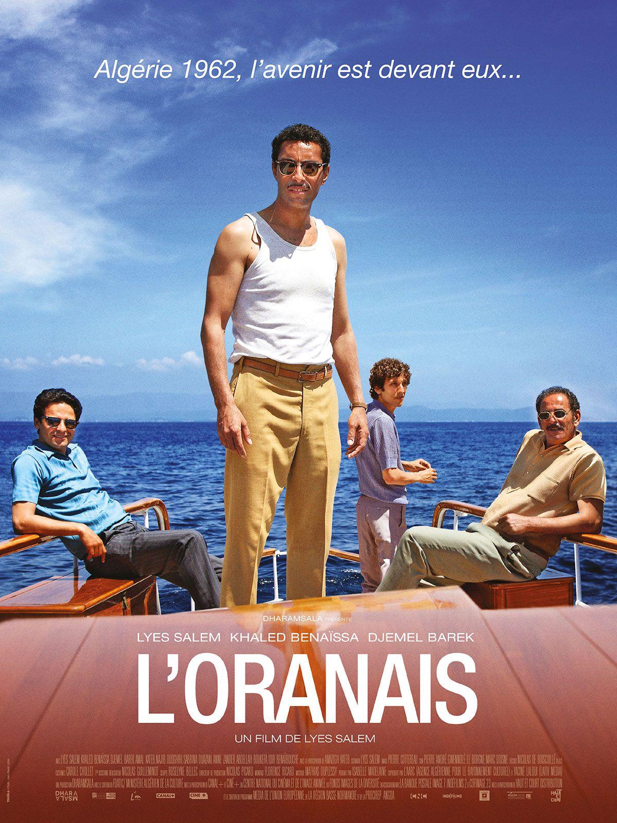 L'Oranais - Film (2014)