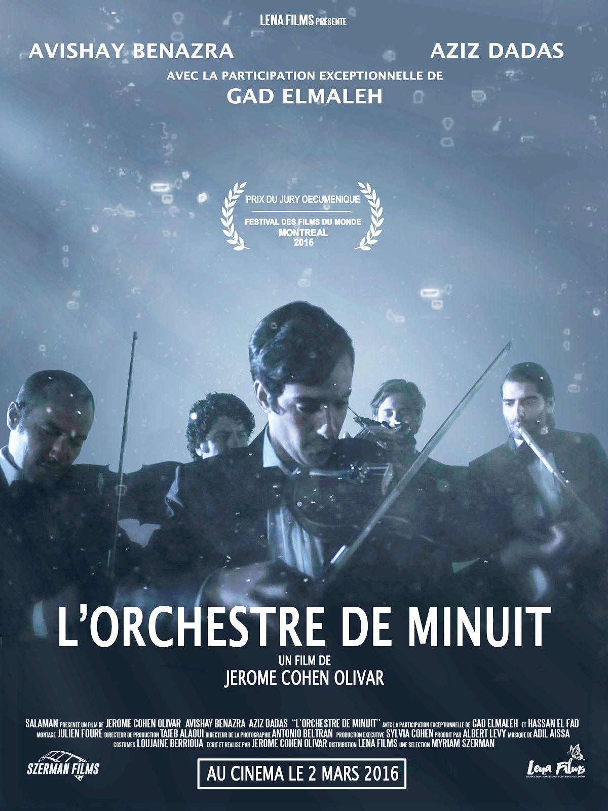 L'Orchestre de Minuit - Film (2016)