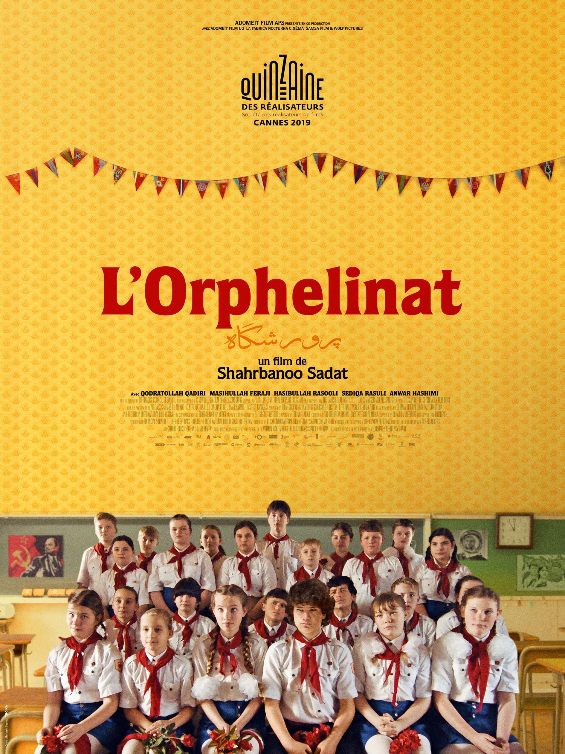 L'Orphelinat - Film (2019)