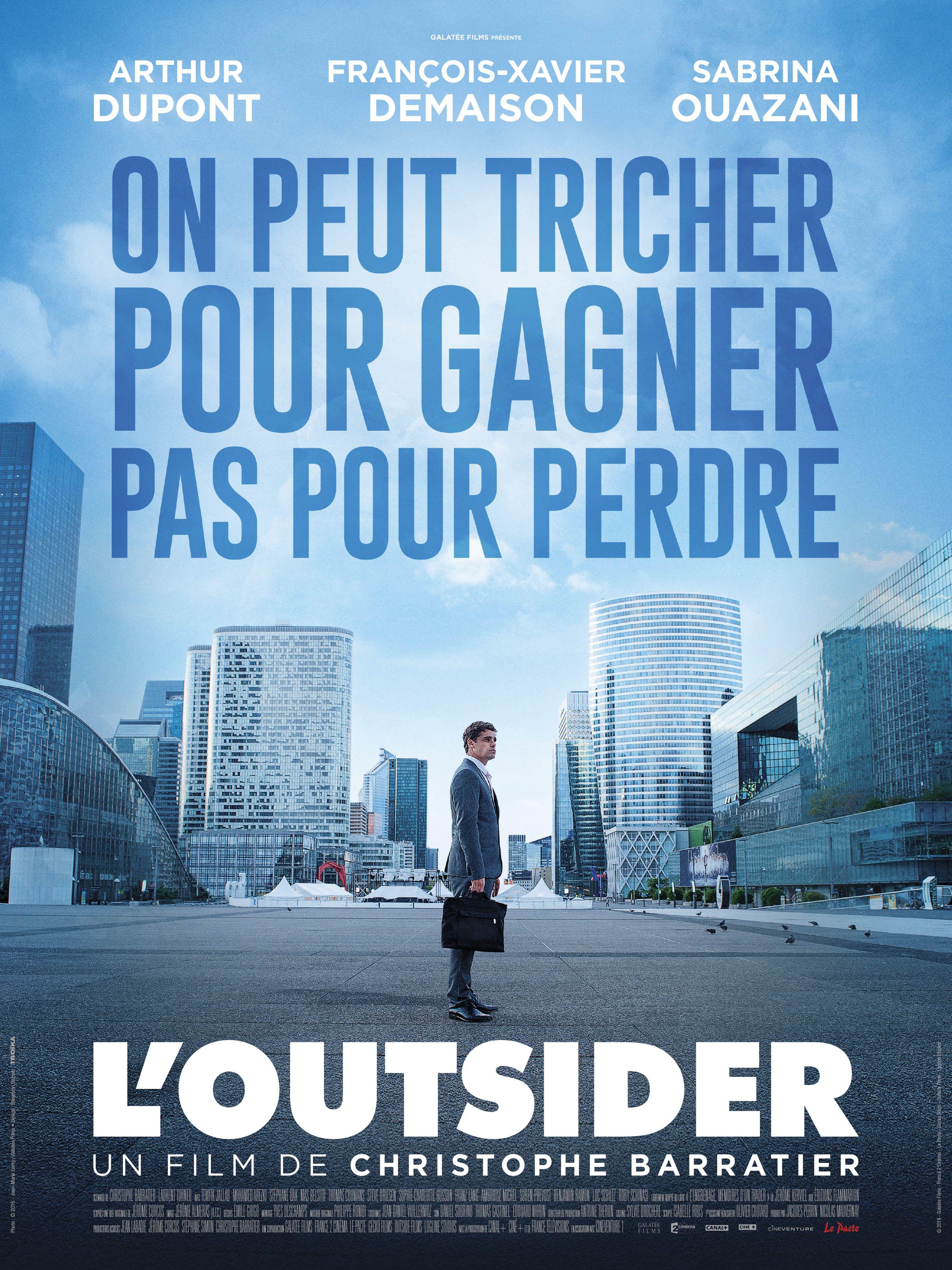 L'Outsider - Film (2016)