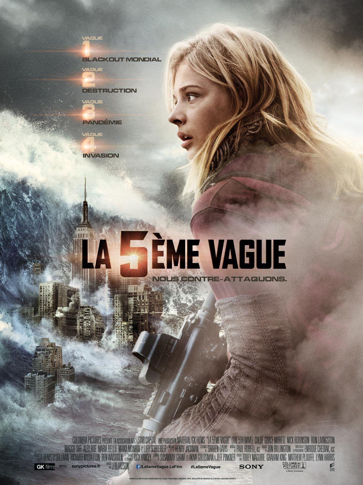 La 5ème Vague - Film (2016)