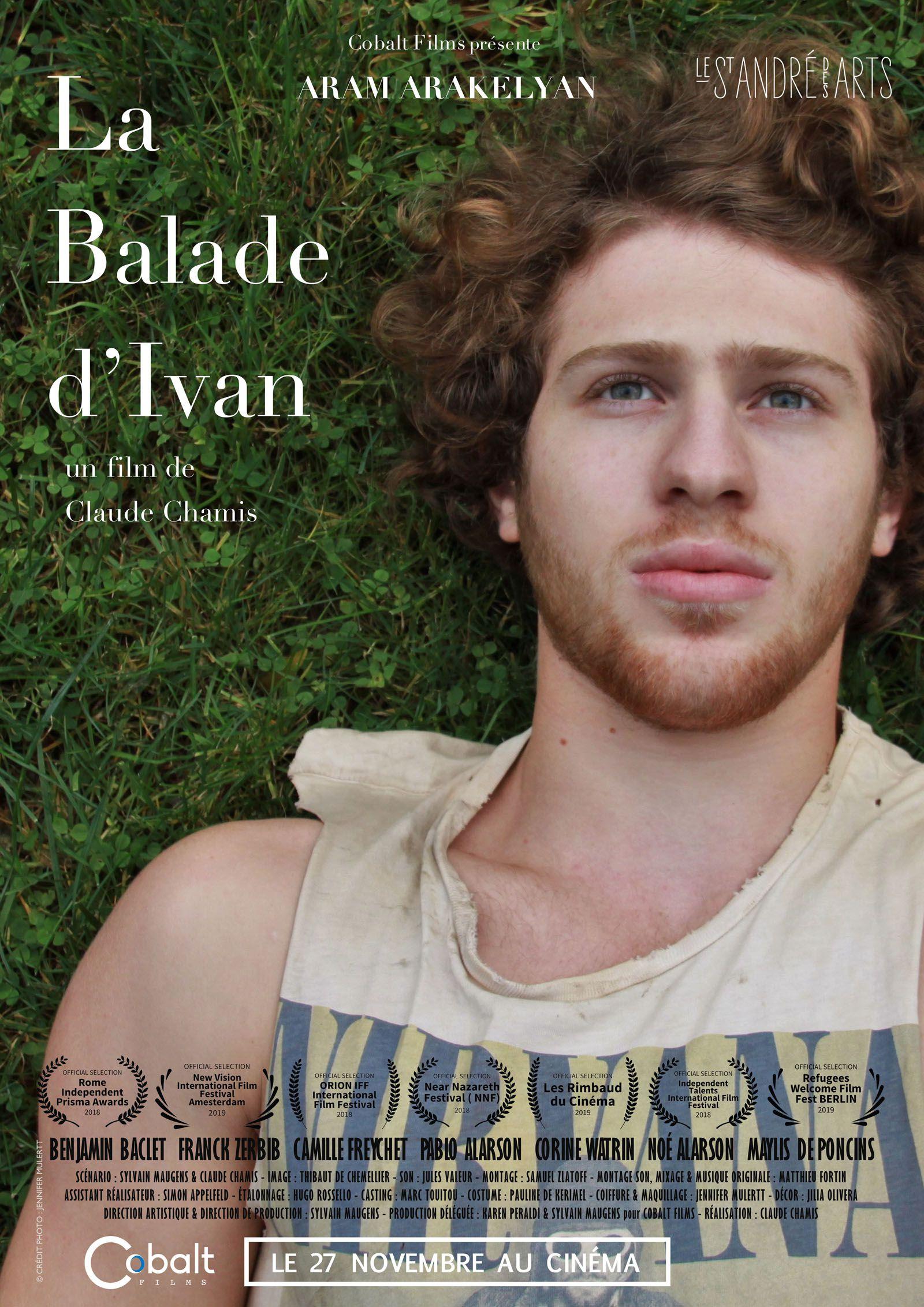 La Balade d'Ivan - Film (2019)