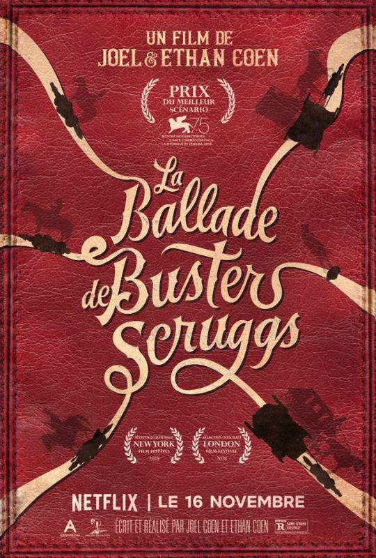 La Ballade de Buster Scruggs - Film (2018)