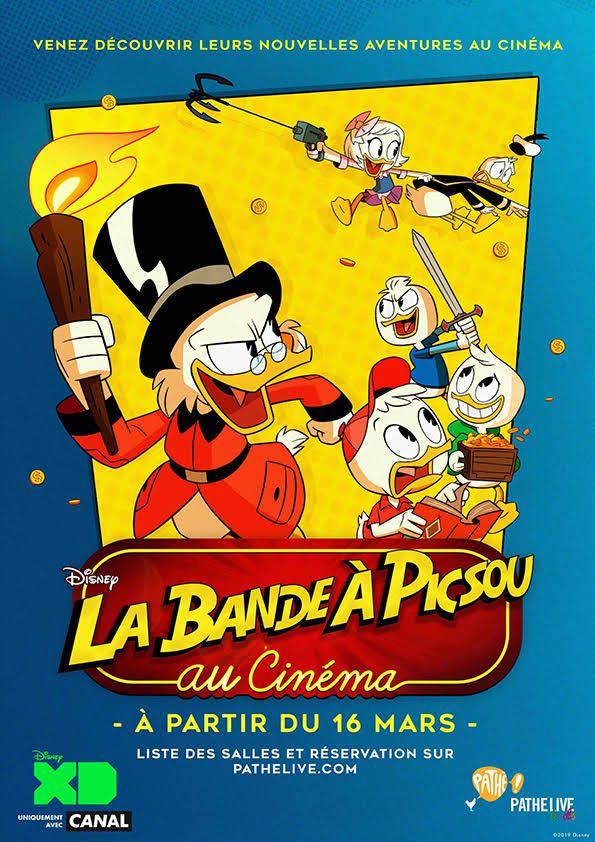 La Bande à Picsou au cinéma - Long-métrage d'animation (2019)