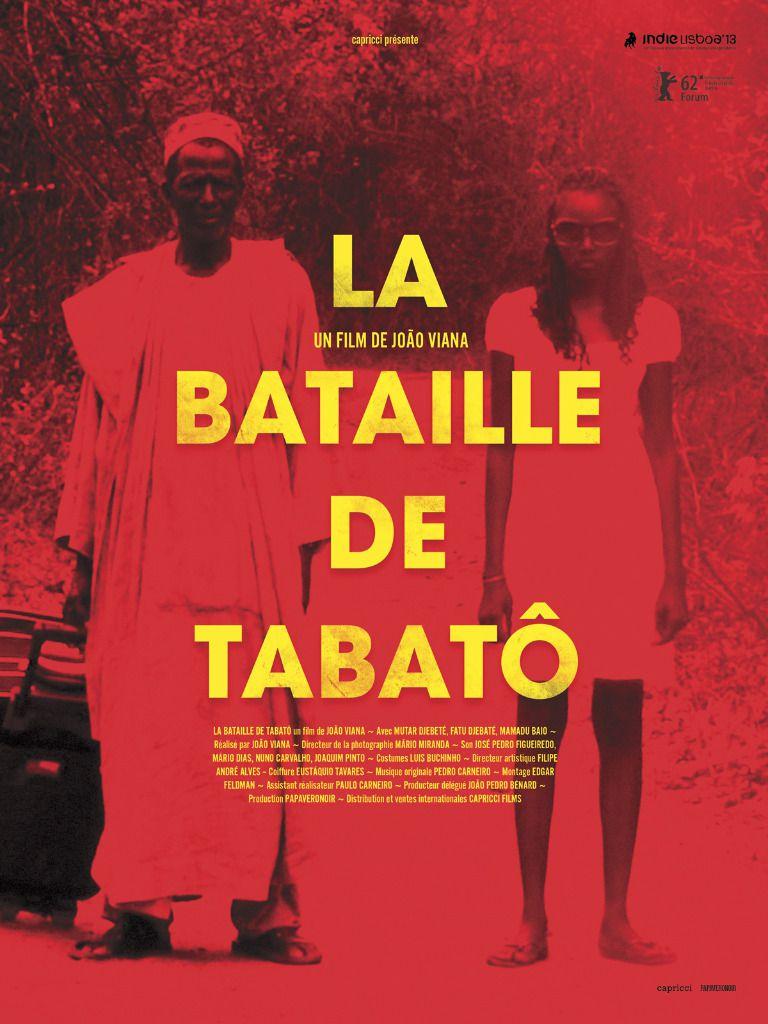 La Bataille de Tabatô - Film (2013)