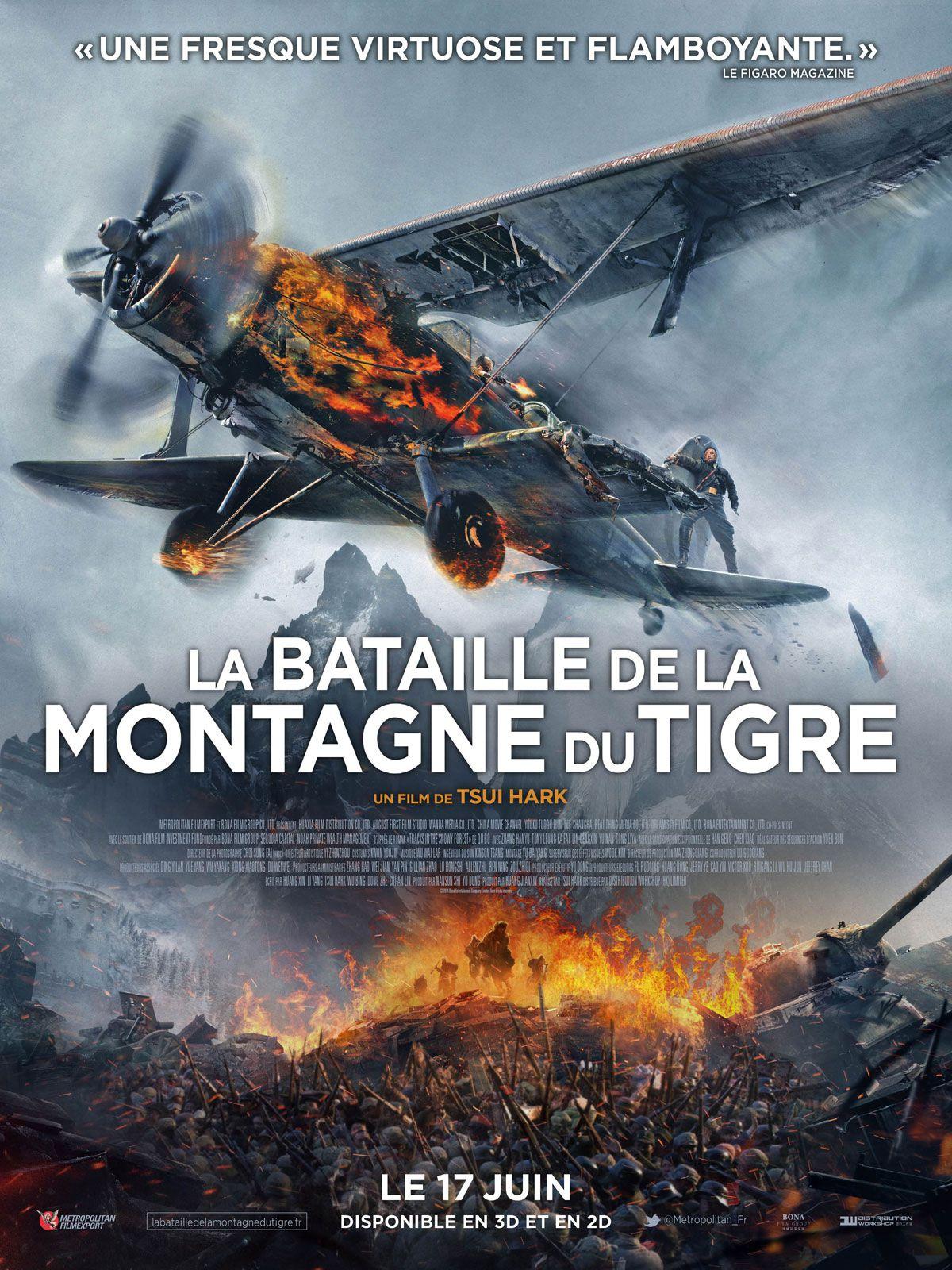 La Bataille de la Montagne du Tigre - Film (2014)