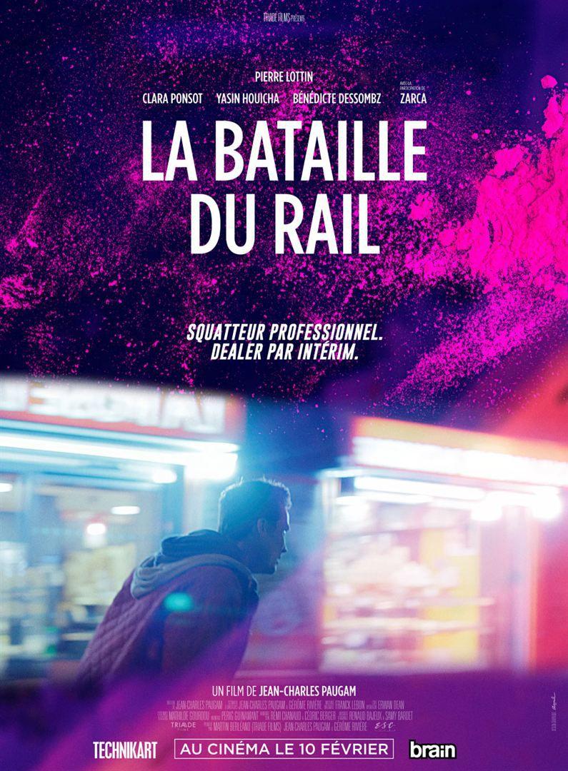 La Bataille du rail - Film (2021)