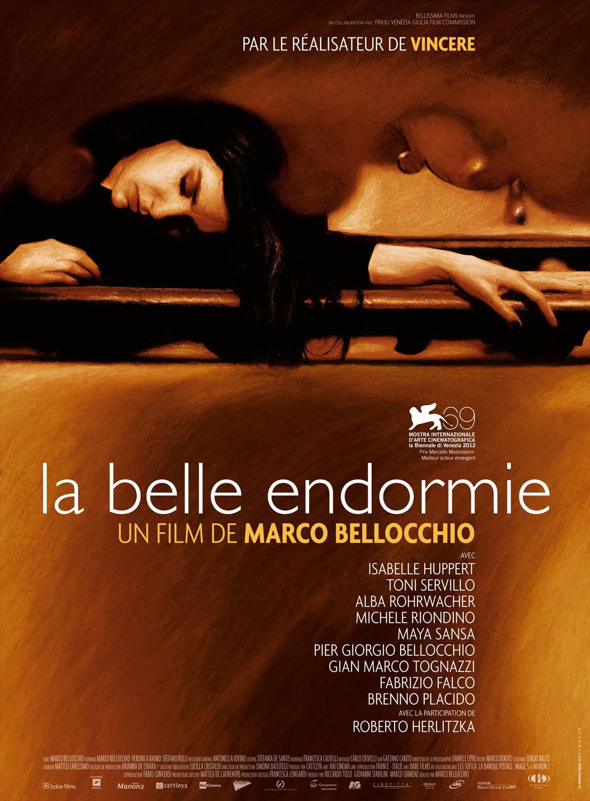 La Belle Endormie - Film (2012)