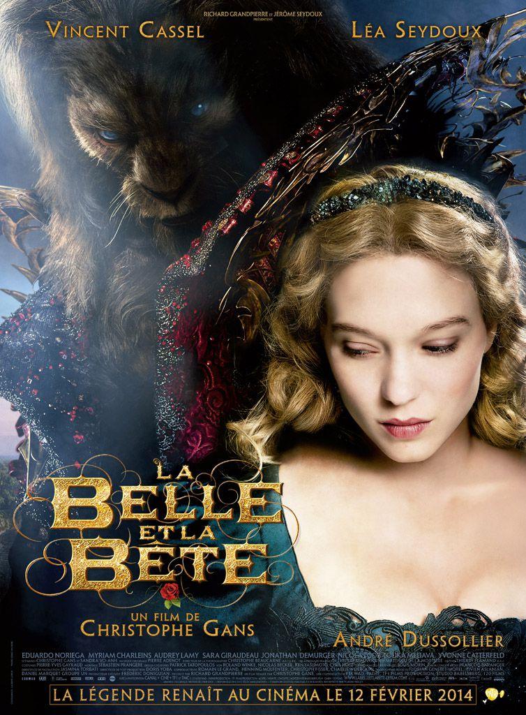 La Belle et la Bête - Film (2014)