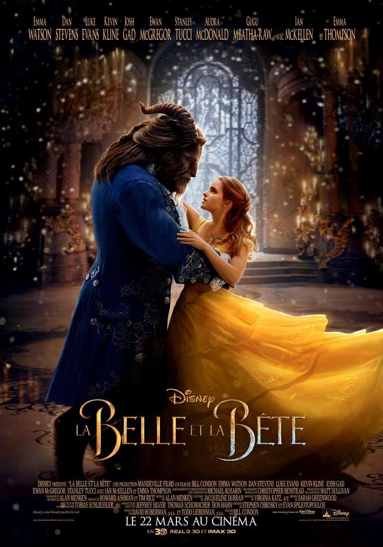 La Belle et la Bête - Film (2017)