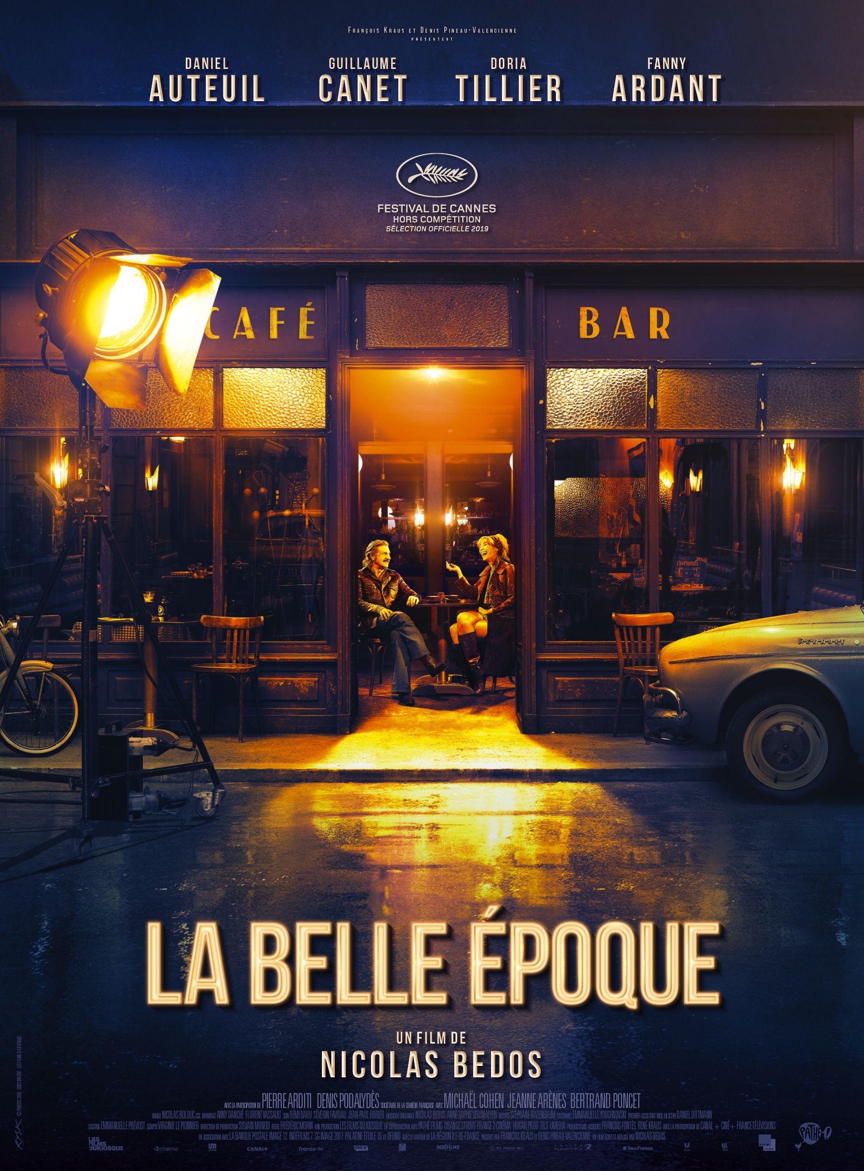 La Belle Époque - Film (2019)