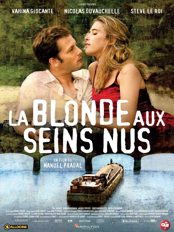 La Blonde aux seins nus - Film (2010)