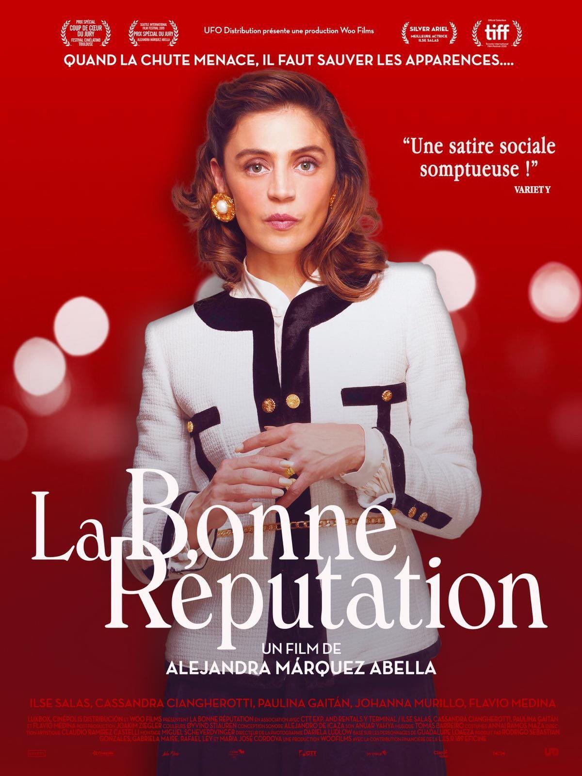 La Bonne réputation - Film (2019)