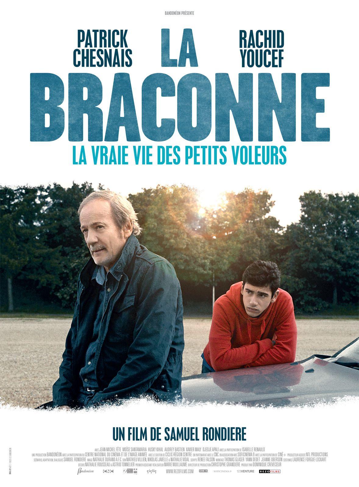 La Braconne - Film (2014)
