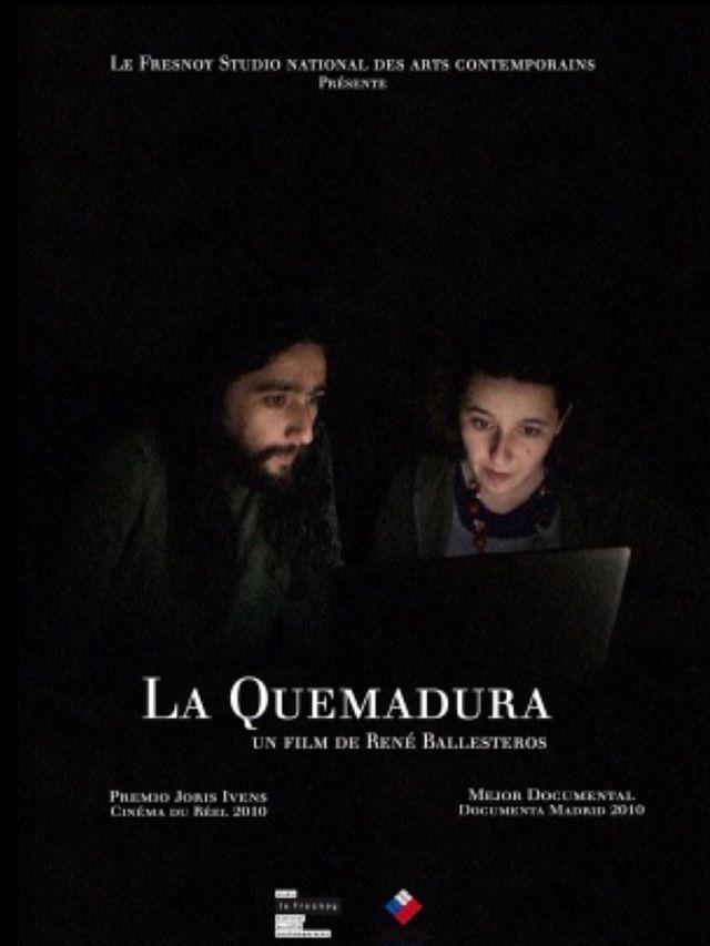 La Brûlure - Documentaire (2010)