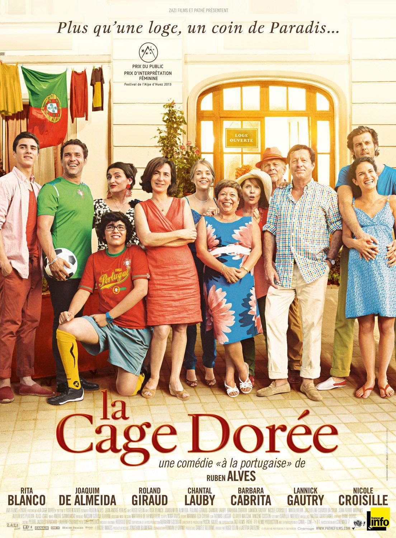 La Cage dorée - Film (2013)