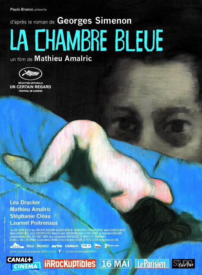 La Chambre bleue - Film (2014)