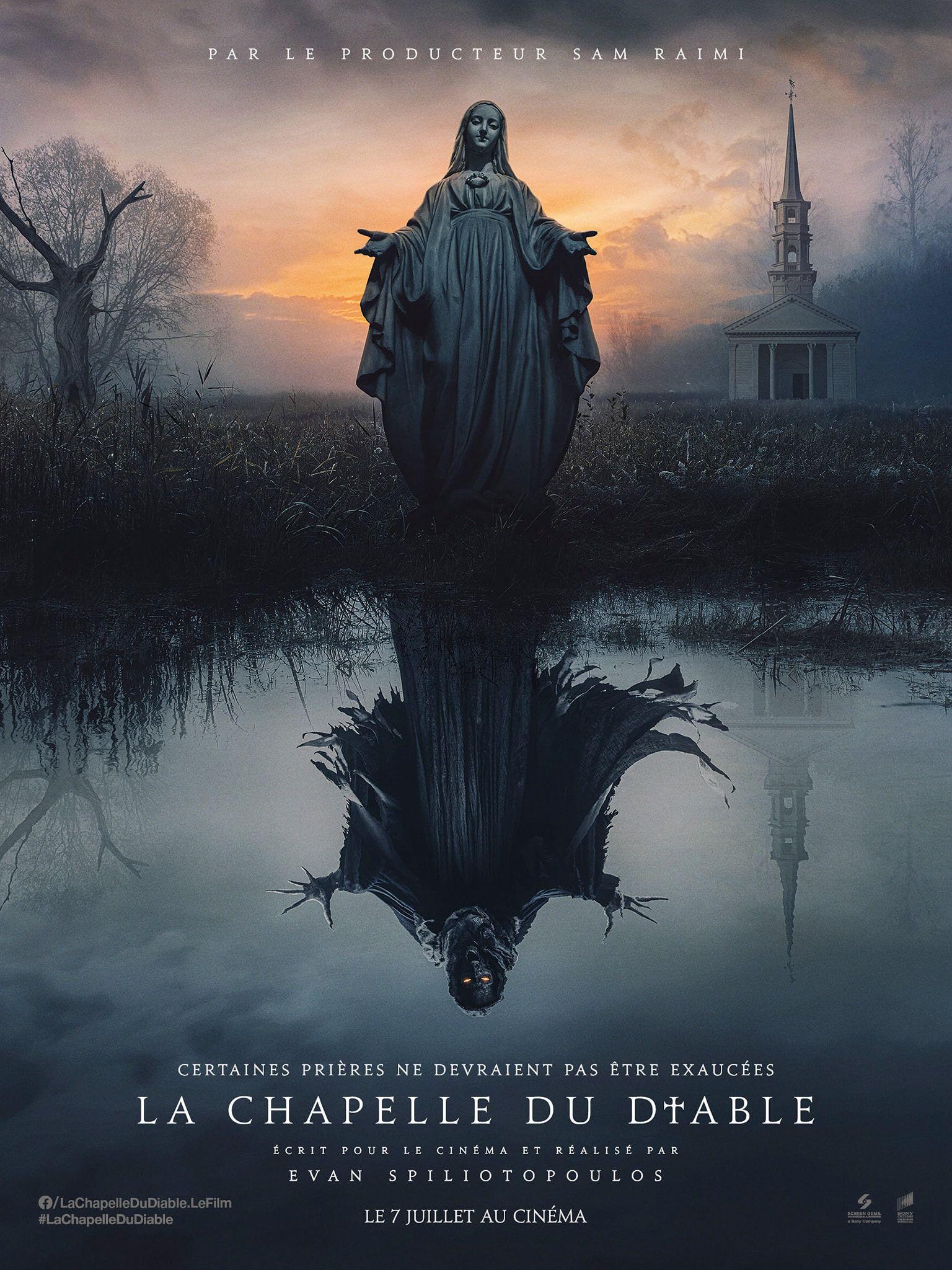 La Chapelle du Diable - Film (2021)