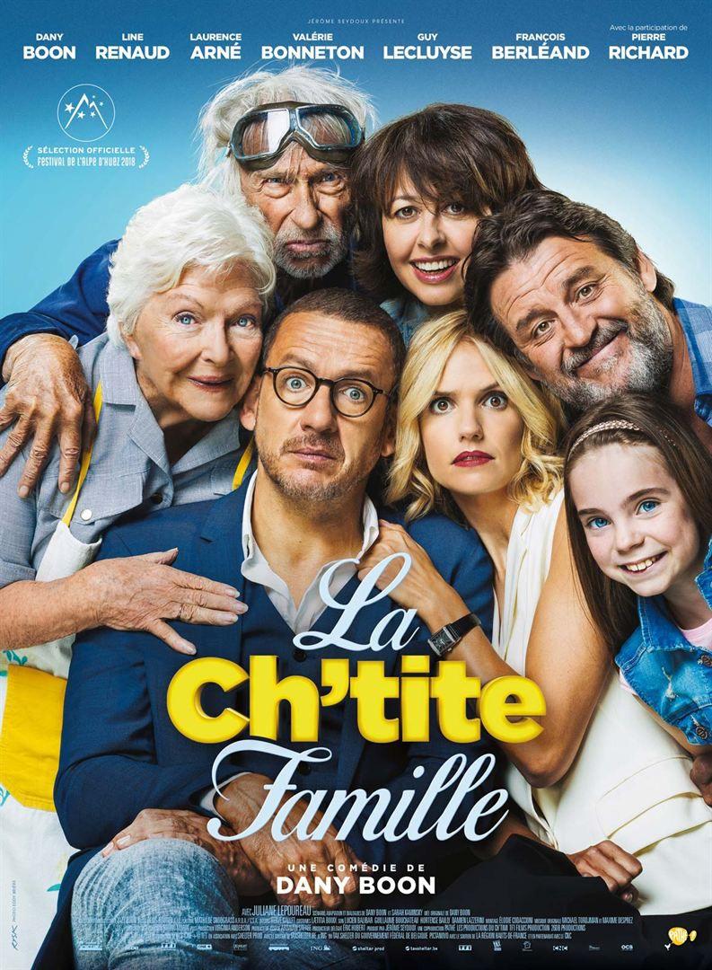La Ch'tite famille - Film (2018)