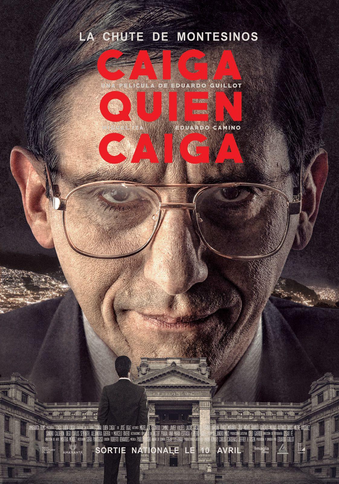 La Chute de Montesinos - Film (2019)