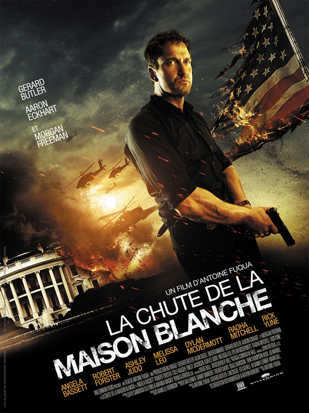 La Chute de la Maison Blanche - Film (2013)