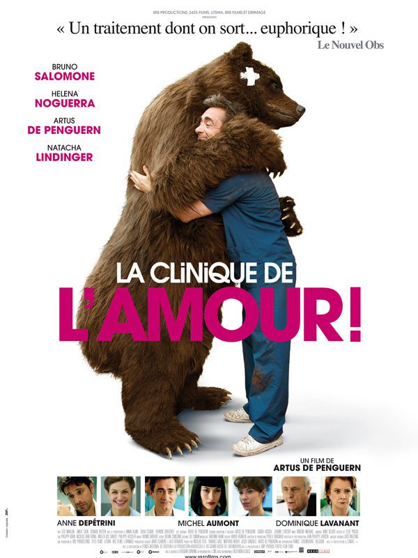 La Clinique de l'amour ! - Film (2012)