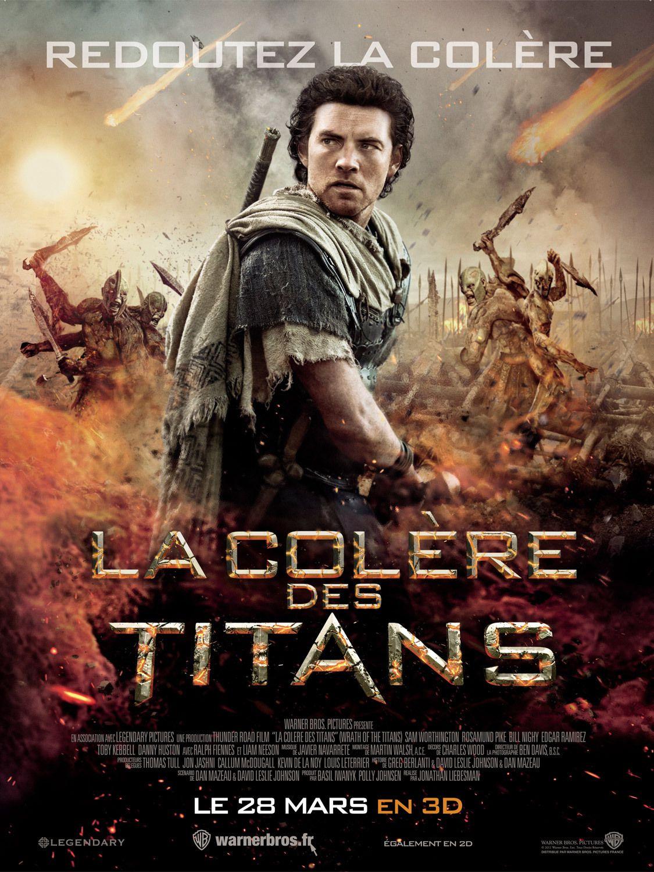 La Colère des Titans - Film (2012)