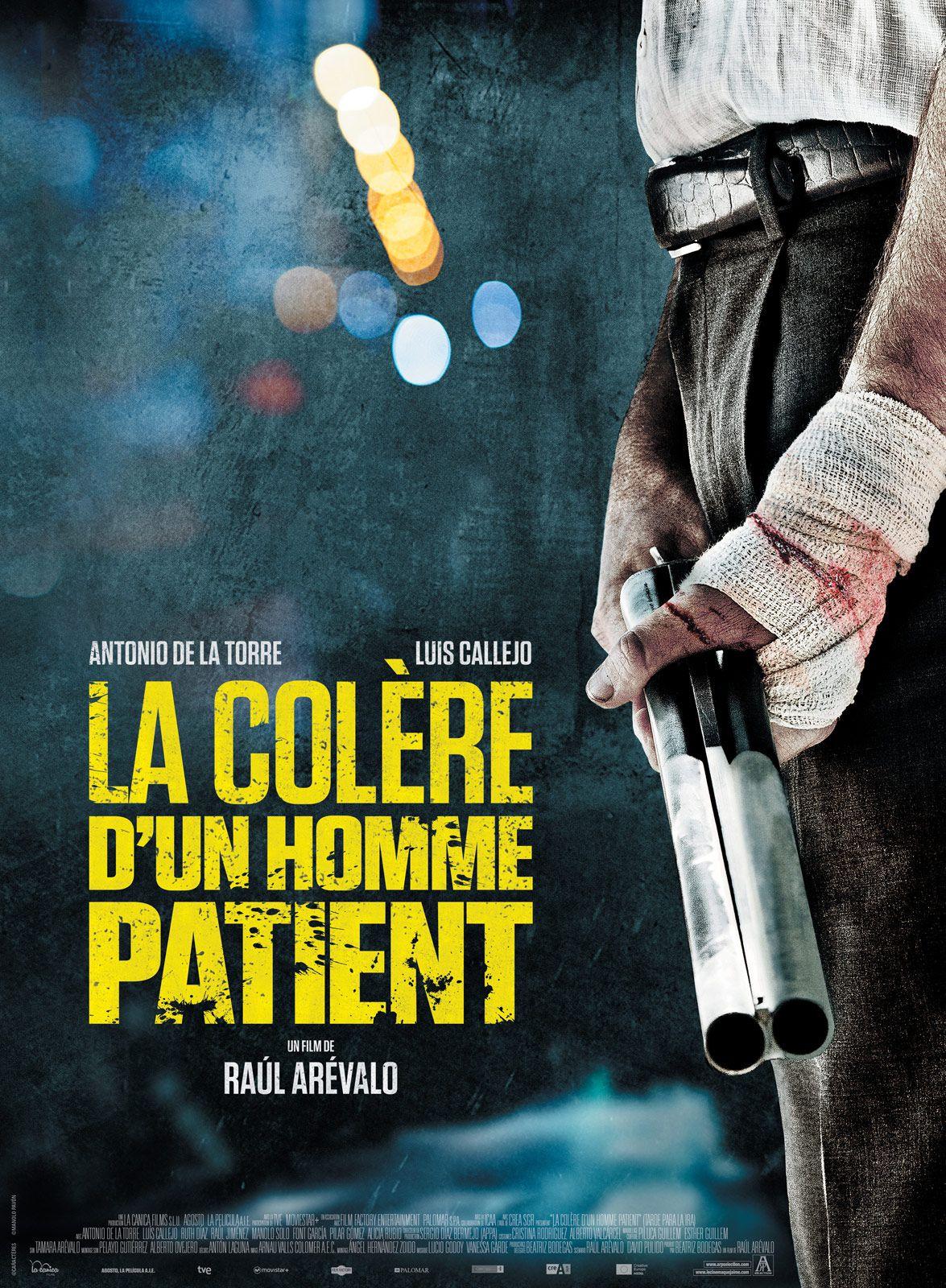 La Colère d'un homme patient - Film (2016)