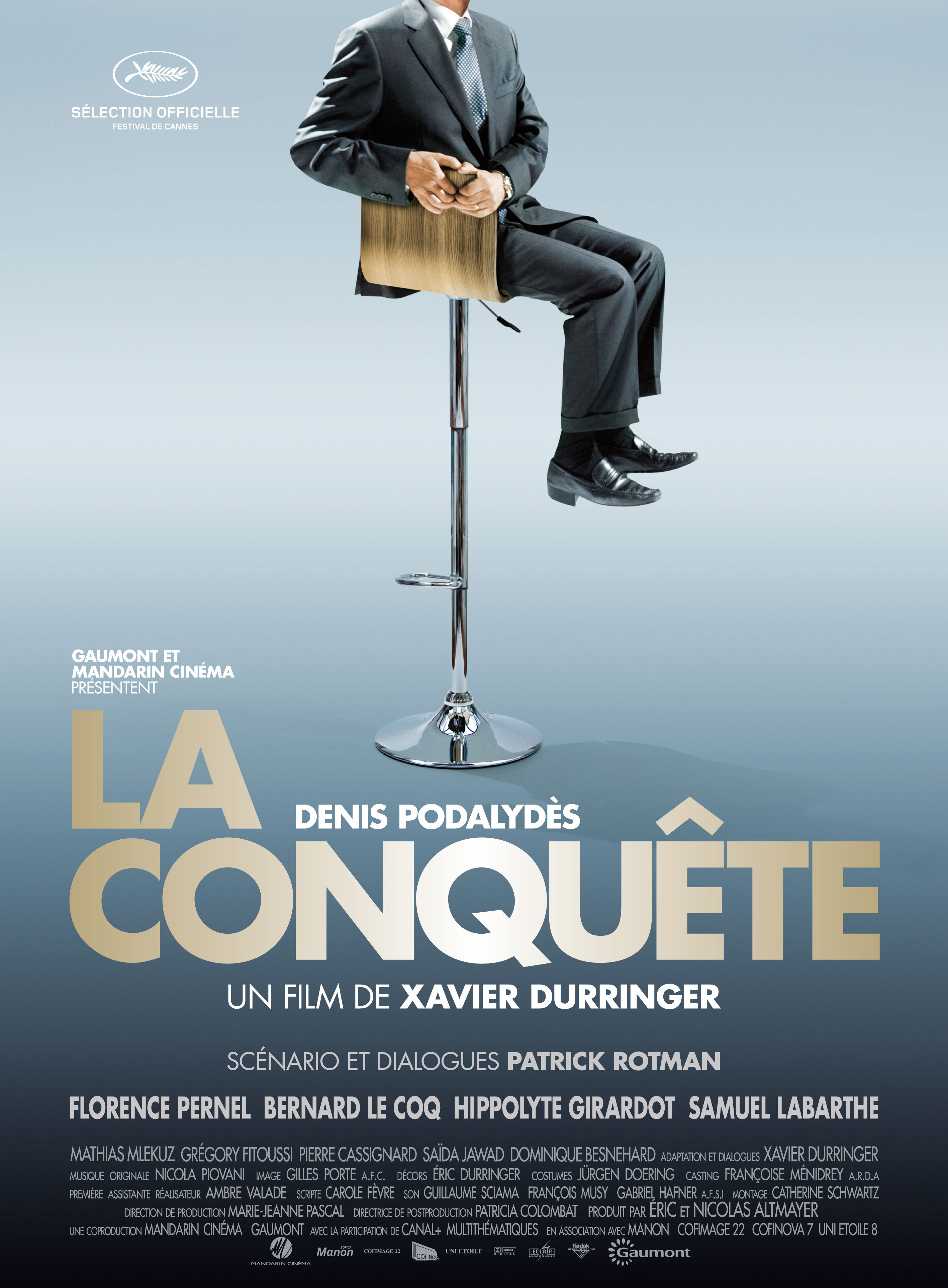 La Conquête - Film (2011)
