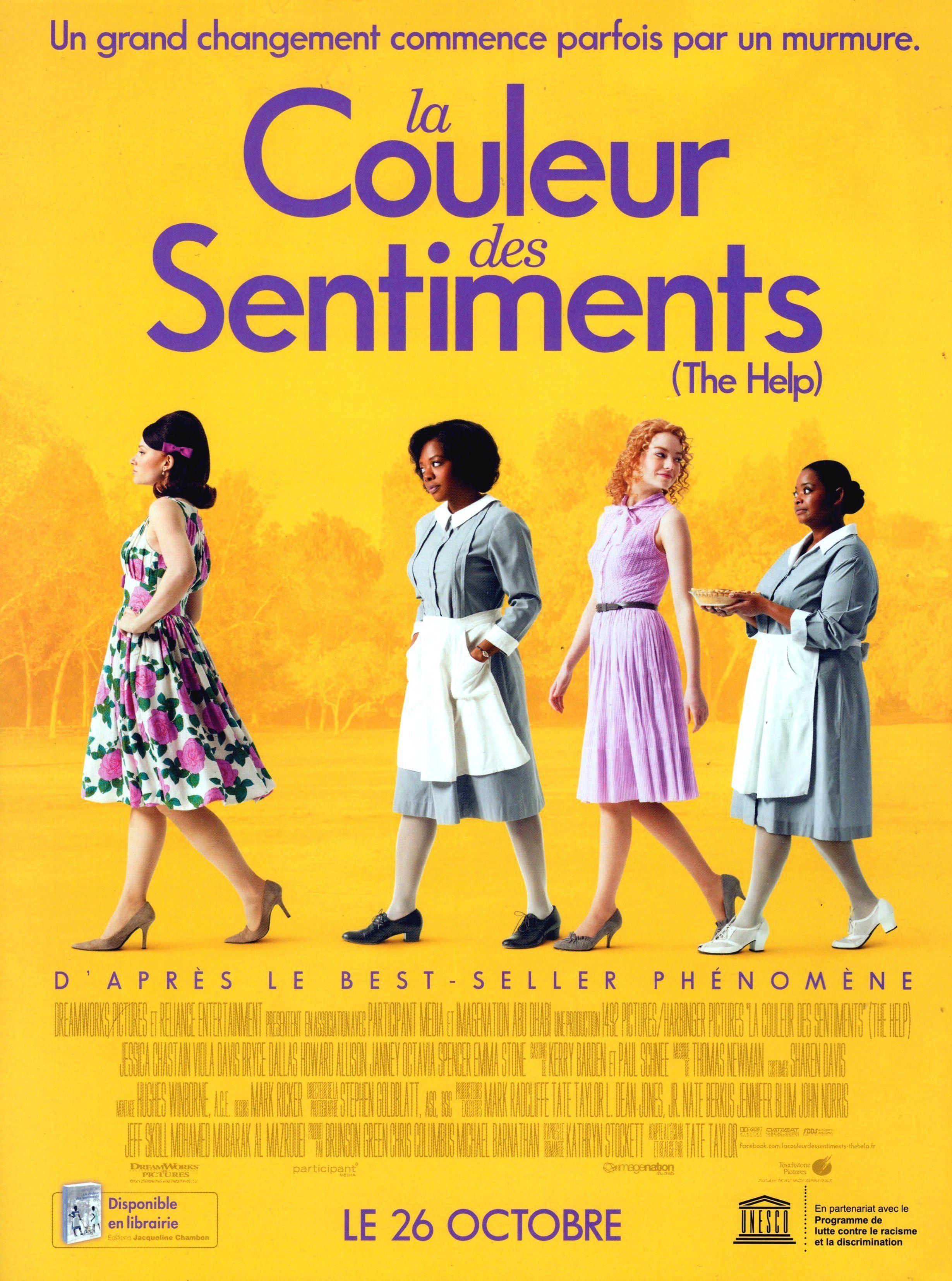 La Couleur des sentiments - Film (2011)