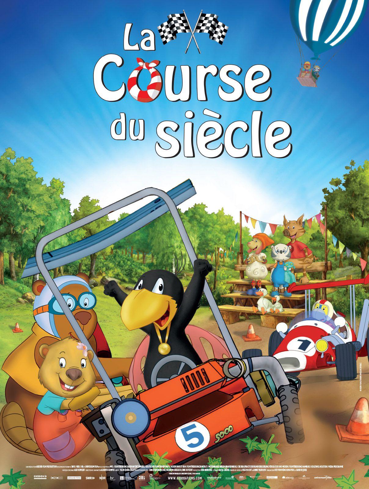 La Course du siècle - Long-métrage d'animation (2015)