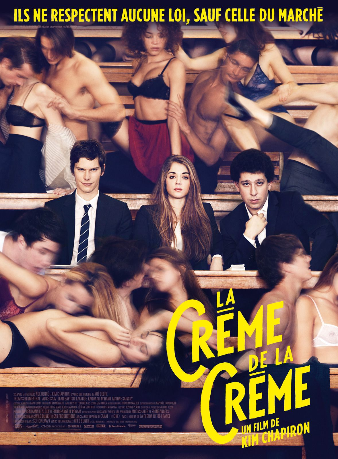 La Crème de la crème - Film (2014)