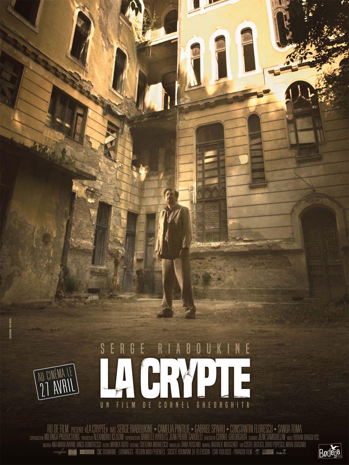 La Crypte - Film (2016)
