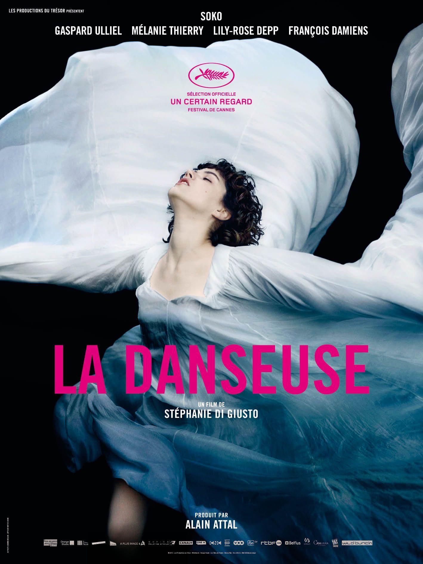 La Danseuse - Film (2016)