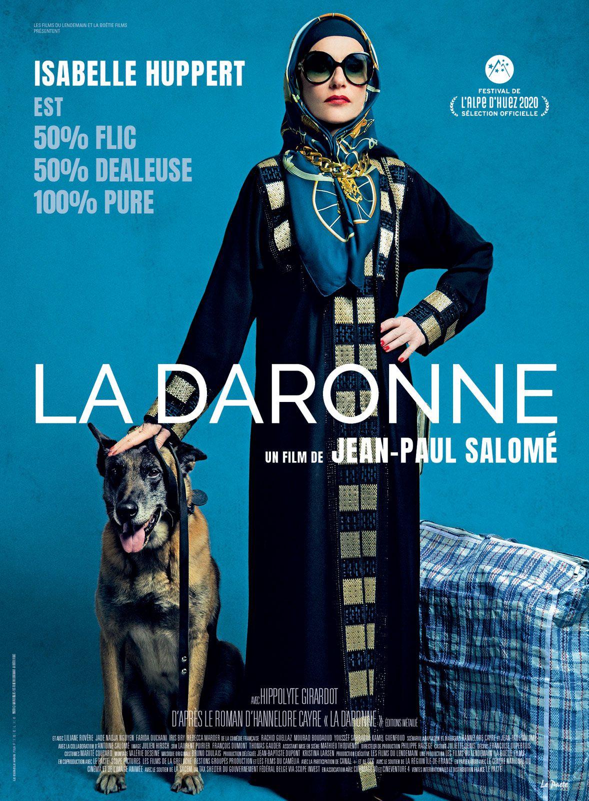 La Daronne - Film (2020)