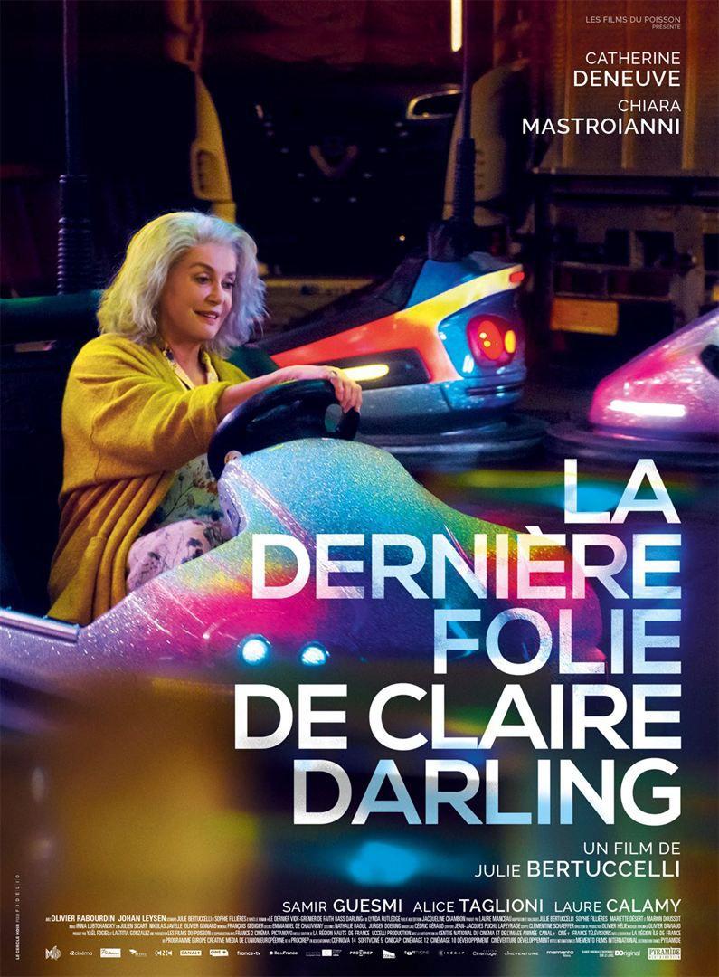 La Dernière folie de Claire Darling - Film (2019)