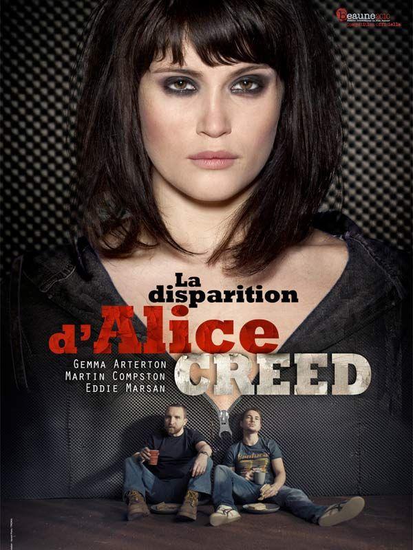 La Disparition d'Alice Creed - Film (2009)