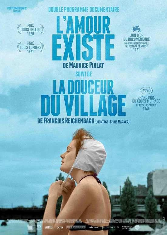 La Douceur du village - Documentaire (1964)