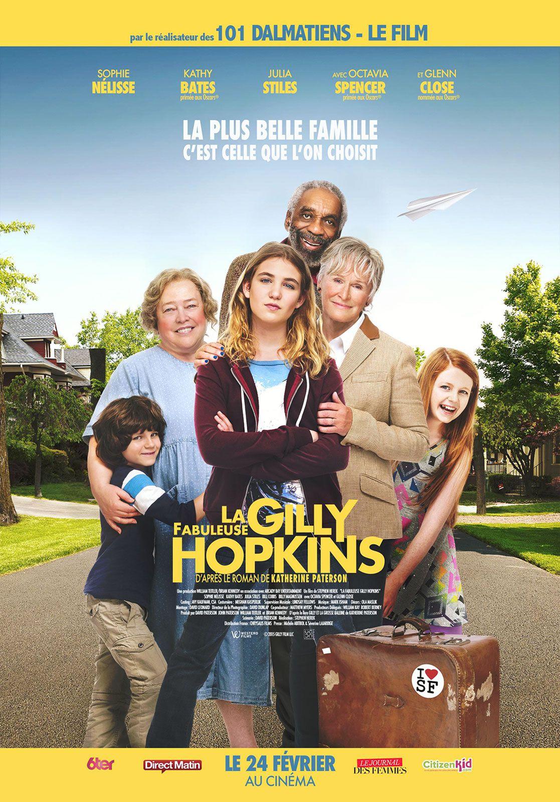 La Fabuleuse Gilly Hopkins - Film (2016)