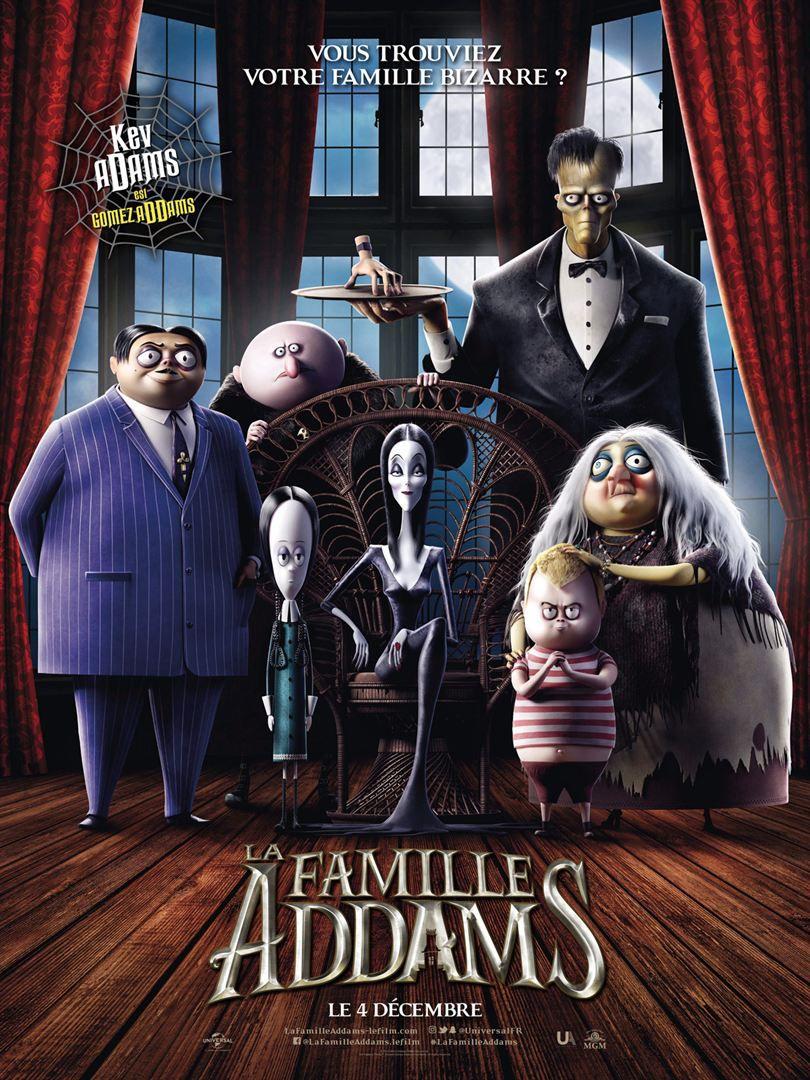 La Famille Addams - Long-métrage d'animation (2019)