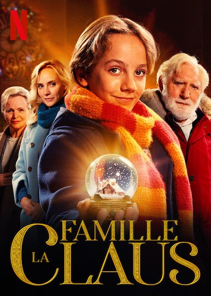 La Famille Claus - Film (2020)