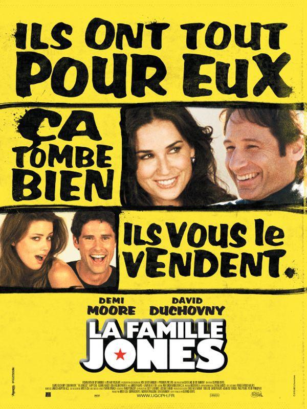 La Famille Jones - Film (2010)