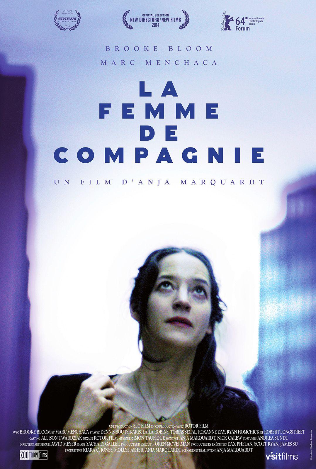 La Femme de compagnie - Film (2014)