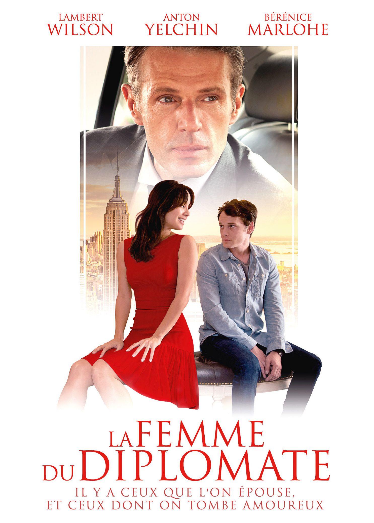 La Femme du diplomate - Film (2016)