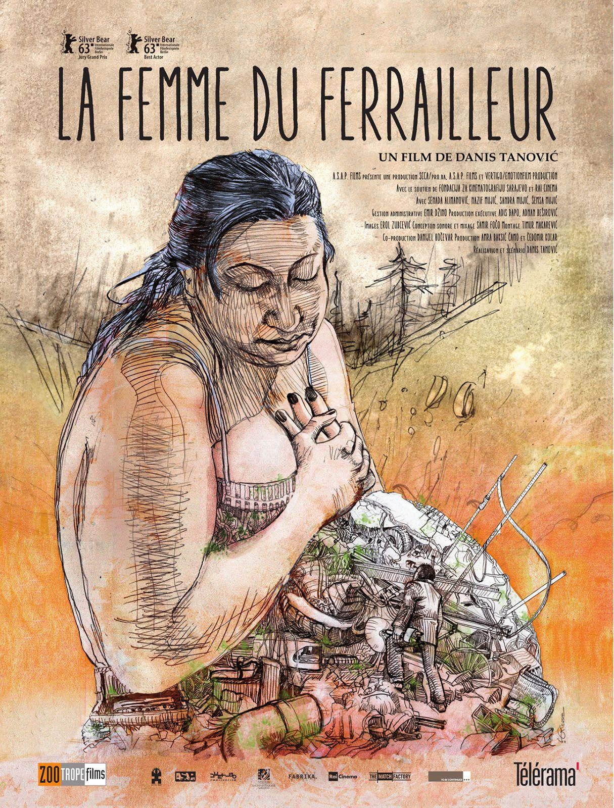 La Femme du ferrailleur - Film (2013)