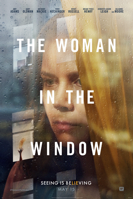 La Femme à la fenêtre - Film (2021)