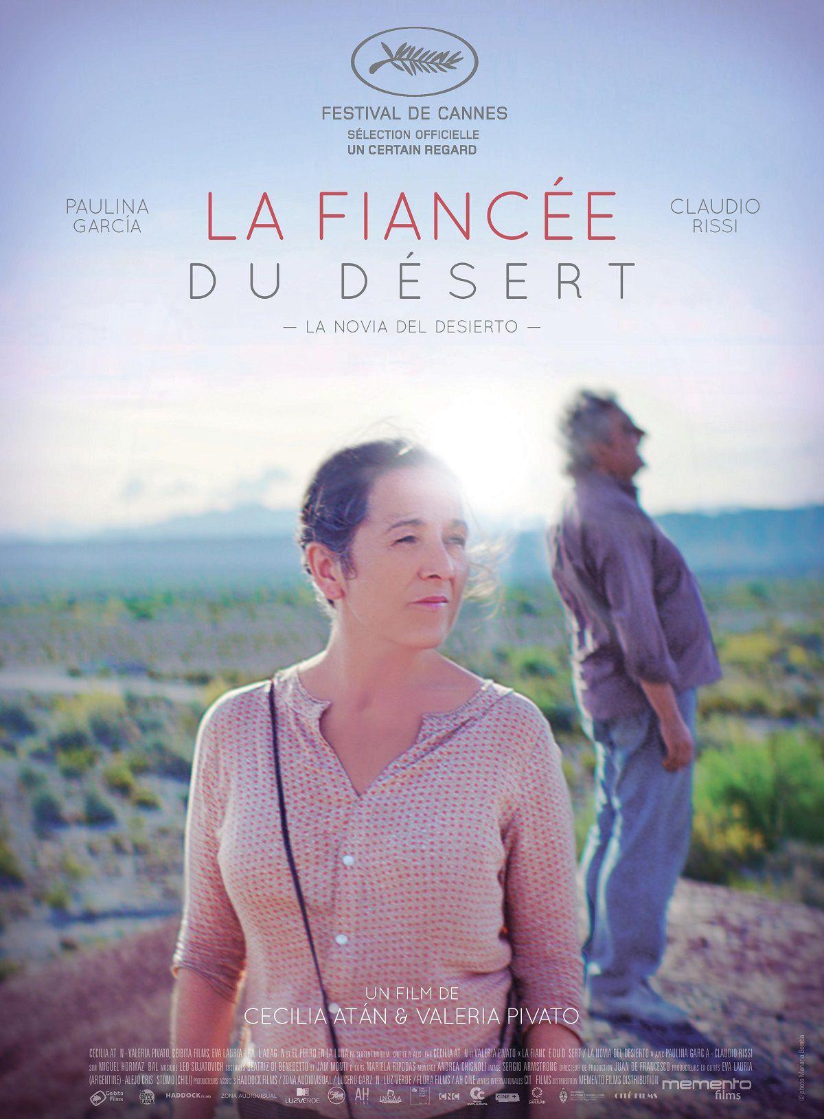 La Fiancée du désert - Film (2017)
