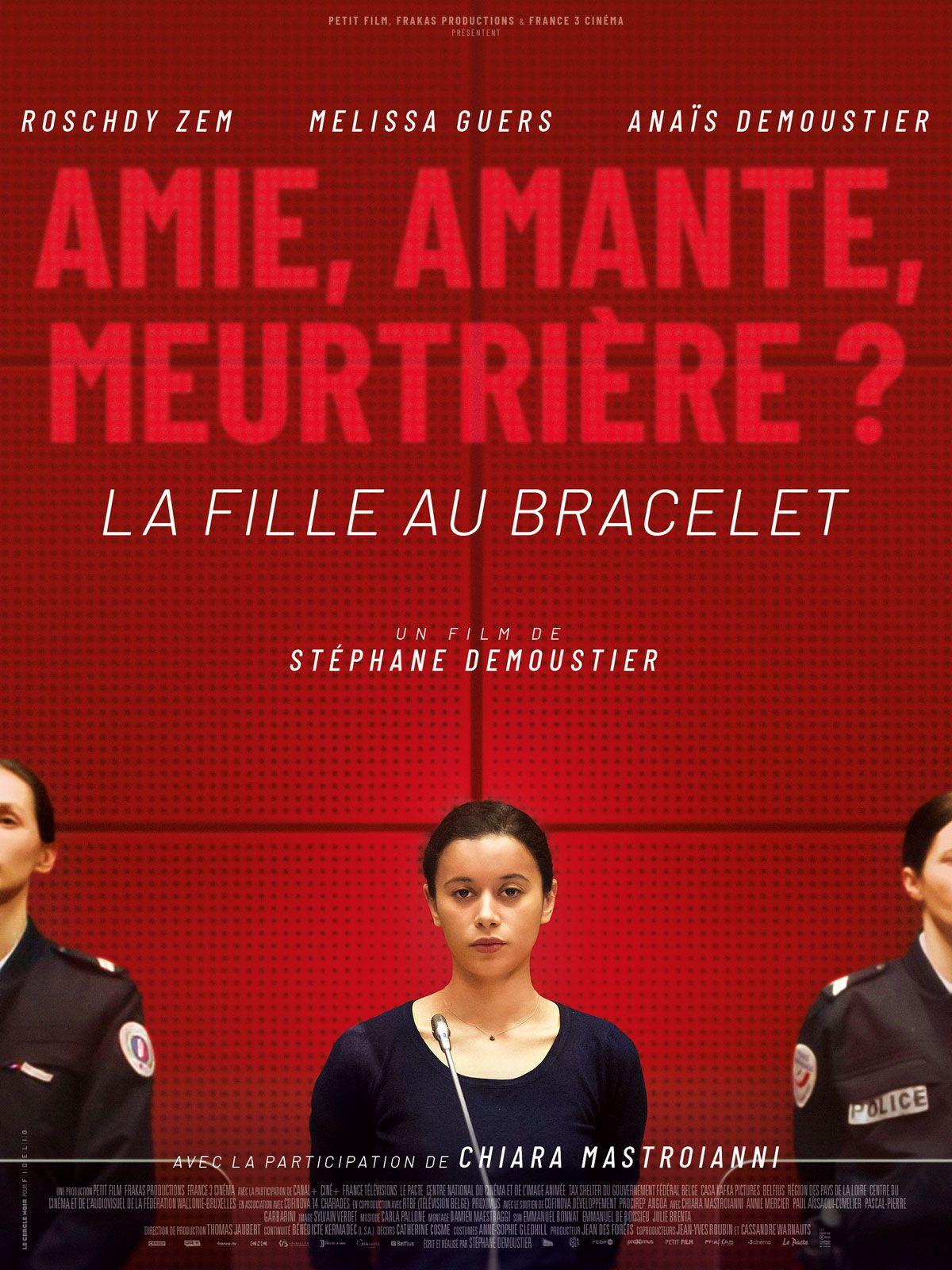 La Fille au bracelet - Film (2020)