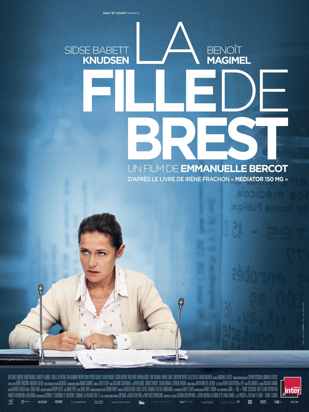 La Fille de Brest - Film (2016)