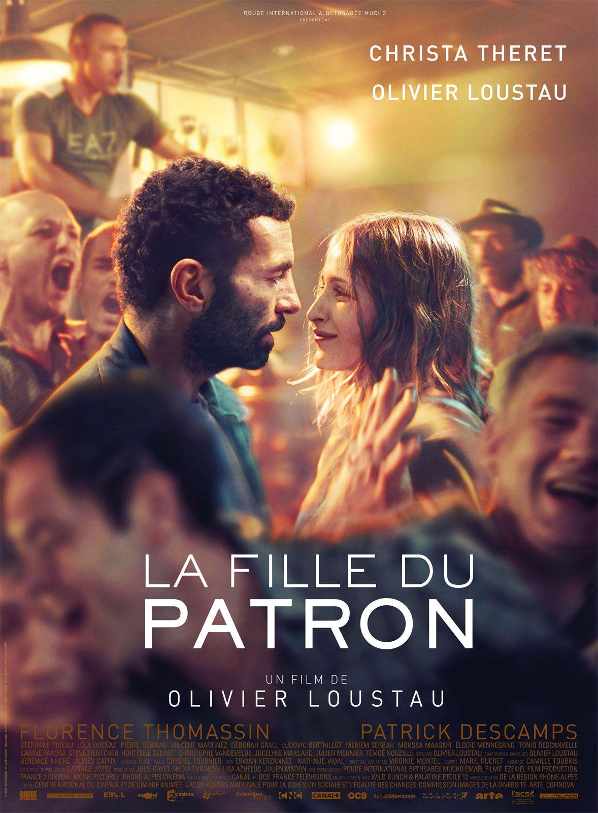 La Fille du patron - Film (2016)